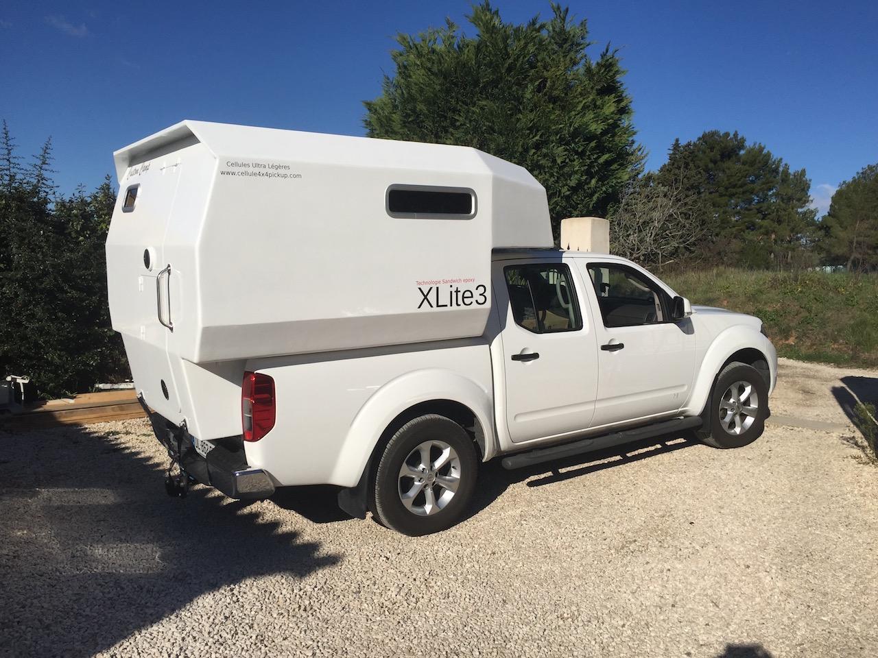 La Plus Legere Camping Car