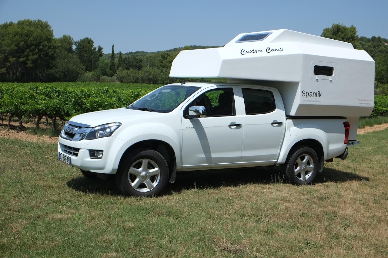 Recherche Camping Car Dans Les